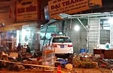 Khởi tố vụ án Cảnh sát giao thông gây tai nạn chết người ở Bình Dương