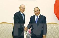Thủ tướng tiếp Chủ tịch Tập đoàn CapitaLand của Singapore