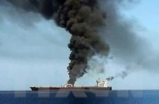 Sự cố tàu trên Vịnh Oman: Nga cáo buộc Mỹ leo thang căng thẳng