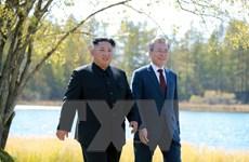 Truyền thông Triều Tiên đánh giá cao các thỏa thuận liên Triều 2018