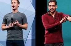 Google, Facebook: Chúng tôi cần khổng lồ để đánh bại Trung Quốc