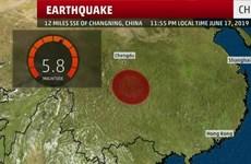 Trung Quốc hứng chịu 2 trận động đất mạnh, ít nhất 1 người thiệt mạng