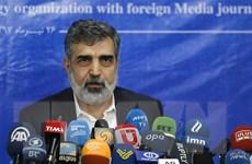 Iran khẳng định khởi động tiến trình làm giàu urani cấp độ cao hơn