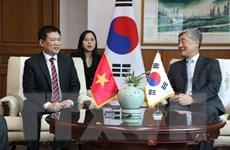 Thúc đẩy hợp tác trong lĩnh vực kiểm toán giữa Việt Nam và Hàn Quốc