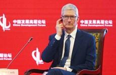 Tim Cook: Thuế quan ảnh hưởng đến đóng góp của Apple với kinh tế Mỹ