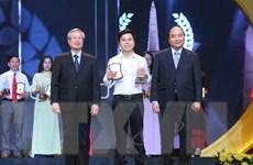 Danh sách các tác phẩm đoạt Giải báo chí Quốc gia 2018