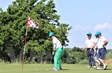 """Hấp dẫn giải golf """"Việt Nam và những người bạn 2019"""" tại Nga"""