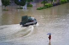 Mưa to gây thiệt hại lớn về người và tài sản ở Trung Quốc