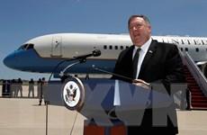 Ngoại trưởng Mỹ đến Saudi Arabia thảo luận về khủng hoảng Iran