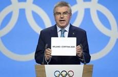 Italy được trao quyền đăng cai Olympic mùa Đông 2026