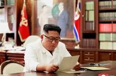 Nhà Trắng xác nhận lãnh đạo Mỹ-Triều Tiên trao đổi thư từ