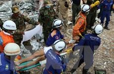 Campuchia hỗ trợ gia đình các nạn nhân vụ sập nhà cao tầng