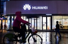 Huawei bác bỏ tin nhân viên từng làm việc cho quân đội Trung Quốc
