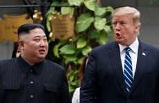 Tổng thống Trump hy vọng gặp nhà lãnh đạo Triều Tiên tại DMZ
