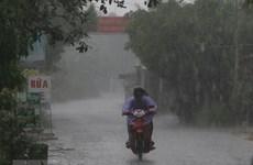 Từ ngày 2-4/7, Bắc Bộ và Bắc Trung Bộ có mưa to đến rất to