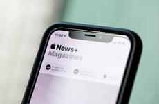 Các hãng tin thất vọng về khoản thu Apple News+ 'không như hứa hẹn'