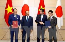 Việt-Nhật trao đổi bản hợp tác tiếp nhận lao động kỹ năng đặc định