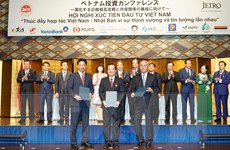 Việt-Nhật trao các văn kiện hợp tác tổng giá trị hơn 8 tỷ USD