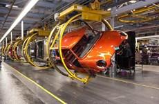 Lĩnh vực sản xuất của Anh giảm xuống thấp nhất trong 6 năm