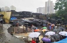 Ấn Độ: Sập tường khiến ít nhất 15 người thiệt mạng