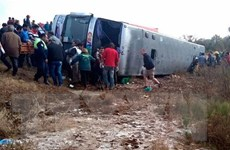 Tai nạn xe buýt thảm khốc ở Argentina, hơn 40 người thương vong