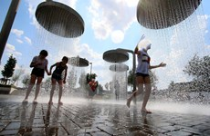 Cộng hòa Séc, Lítva trải qua tháng 6 nóng kỷ lục gần 40 độ C