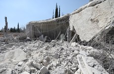 Mỹ xác nhận không kích phiến quân al-Qaeda tại Tây Bắc Syria