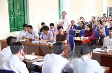 Hà Nội đối thoại với 120 hộ dân vùng ảnh hưởng bãi rác Nam Sơn