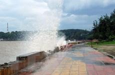 Bắc Bộ và Bắc Trung Bộ chủ động ứng phó khẩn cấp với bão số 2
