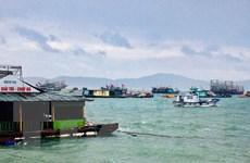Quảng Ninh đưa vào bờ khoảng 4.000 khách du lịch để tránh bão số 2
