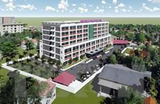 Khởi công xây dựng bệnh viện 20 triệu USD tại Sóc Trăng
