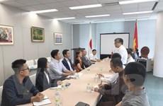 Hướng tới thành lập Hội người Việt Nam tại Fukuoka của Nhật Bản