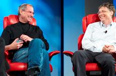 """Bill Gates: Steve Jobs đã dùng """"phép thuật"""" để cứu Apple"""