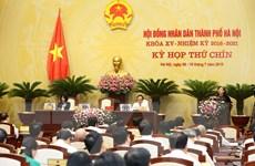 Hà Nội thông qua nhiều nghị quyết liên quan đến đời sống dân sinh