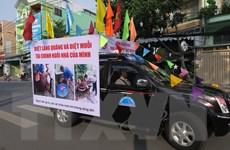 TP Hồ Chí Minh: Số ca mắc sốt xuất huyết tăng nhanh, 5 người tử vong