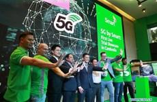 Nhà mạng Campuchia hợp tác với Huawei triển khai thử nghiệm mạng 5G
