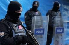 Thổ Nhĩ Kỳ bắt giữ 176 sỹ quan nghi liên quan đến giáo sỹ Gulen