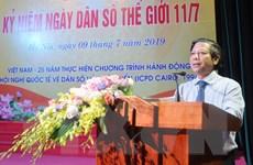 Hà Nội đẩy mạnh các hoạt động nâng cao chất lượng dân số