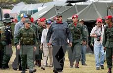 Tổng thống Venezuela thay thế một loạt Tư lệnh các quân chủng