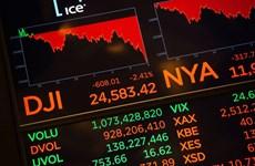 Chứng khoán thế giới đi xuống trước thềm phiên điều trần của Fed