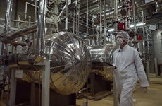 Nga bảo vệ quyền được sở hữu urani làm giàu của Iran