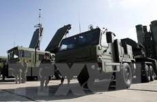 Mỹ tăng sức ép với Thổ Nhĩ Kỳ về thương vụ mua khí tài quân sự của Nga