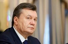 Cựu Tổng thống Ukraine Yanukovich giành thắng lợi pháp lý trước EU