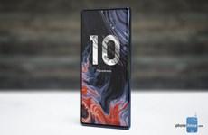 Samsung sẽ tung ra thị trường Galaxy Note 10 vào ngày 23/8?