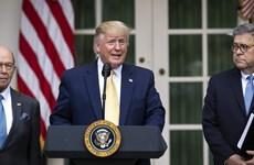 Tổng thống Mỹ ký sắc lệnh hành pháp nhằm thu thập thông tin công dân