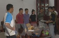 Đắk Lắk: Tạm giữ 19 đối tượng trong đường dây đánh bạc quy mô lớn