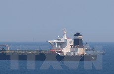 Iran kêu gọi Anh lập tức thả tàu chở dầu bị bắt ngoài khơi Gibraltar