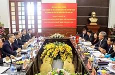Tăng cường hợp tác giữa tòa án hai nước Việt Nam-Lào