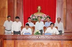 Tăng cường hợp tác thông tin giữa TTXVN và UBND tỉnh Tiền Giang