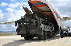 Máy bay thứ 10 chở thiết bị của S-400 đến Thổ Nhĩ Kỳ